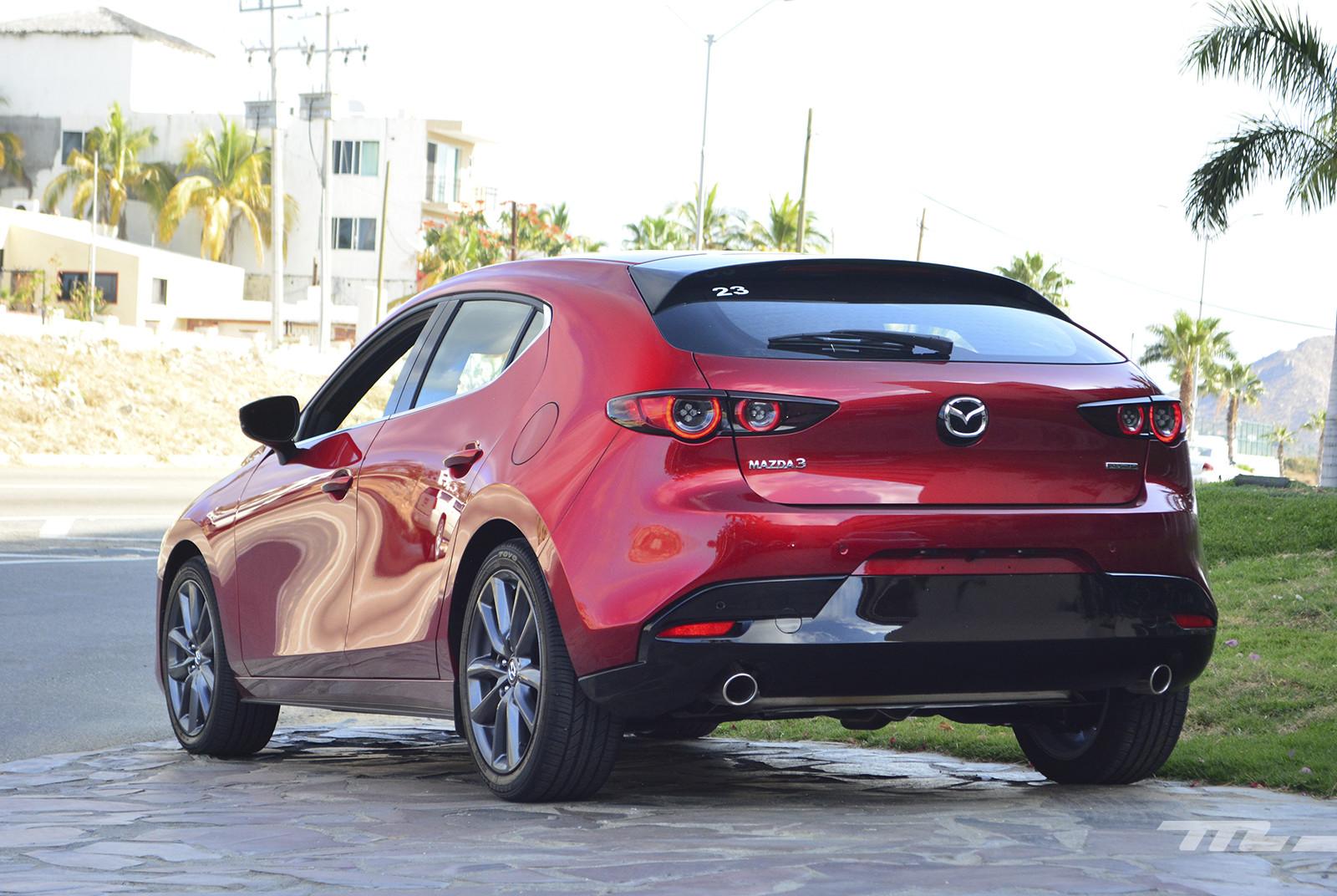 Foto de Mazda 3 2019 en México (6/27)