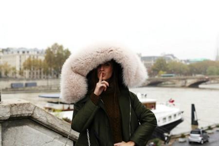 gala abrigo dior