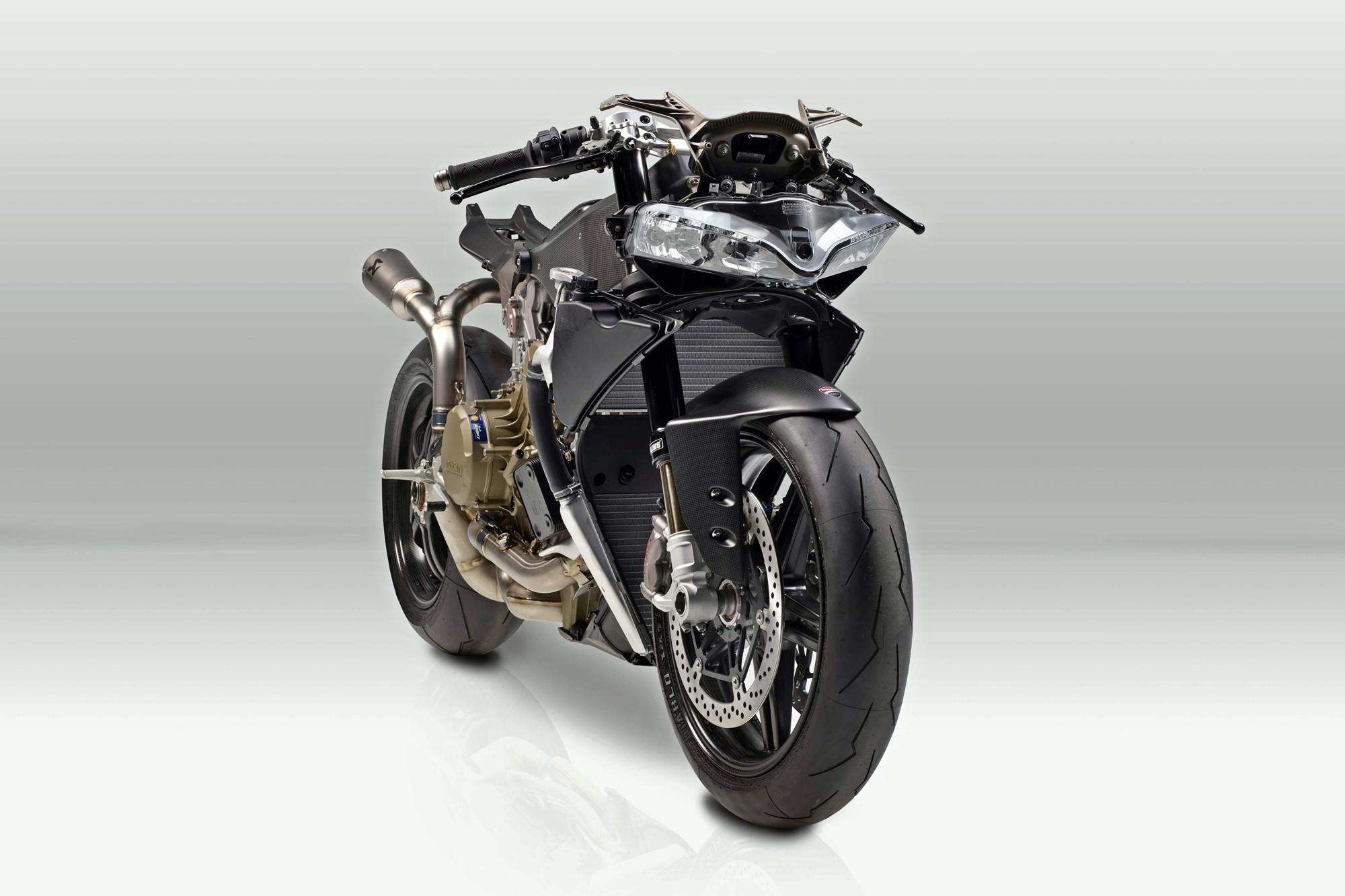 Foto de Ducati 1299 Superleggera (1/22)
