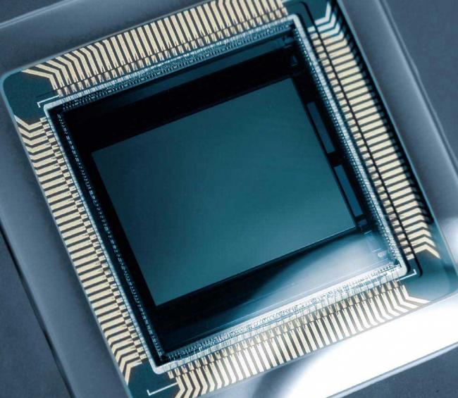 Los sensores CMOS son los más utilizados actualmente por los fabricantes