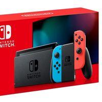 El nuevo modelo de Nintendo Switch ya es oficial: mismo precio y hasta nueve horas de batería
