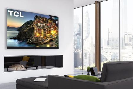 TCL quiere competir con las grandes marcas en occidente y su tele de 75 pulgadas por 2.000 dólares es un buen comienzo