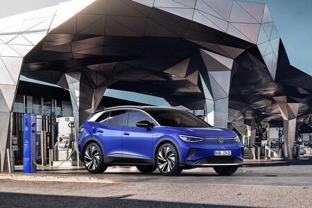 Volkswagen ID.4, finalista a Mejor Coche del Año en el Mundo 2021 mejores carros Mejor Coche del Año en el Mundo 2021: estos son los tres finalistas, con el Toyota Yaris aspirando al doblete 450 1000