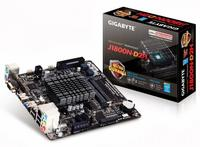 GIGABYTE lanza motherboard mini-ITX J1800N-D2H con SoC Intel Bay-Trail