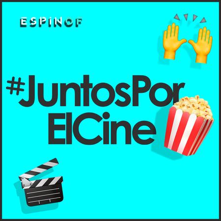 #JuntosPorElCine: una iniciativa de amantes del cine para apoyar al sector audiovisual durante la crisis del coronavirus