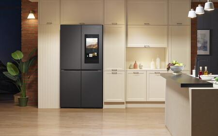 Samsung presenta One-Stop Shop: su cocina inteligente te ofrecerá recetas paso a paso, control de inventario y pedidos al súper