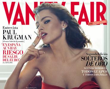 Sofía Vergara, su portada más sexy para Vanity Fair España