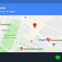 Cómo buscar aparcamiento cerca de tu destino cuando planeas un viaje con Google Maps