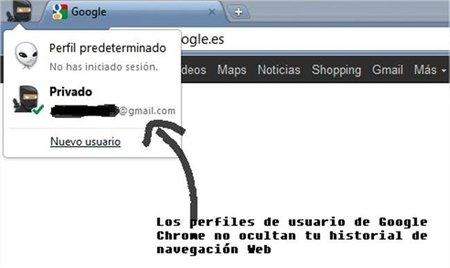 Varios perfiles Google Chrome-1