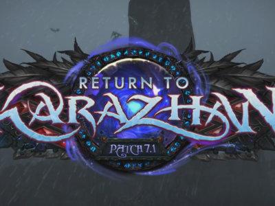 World of Warcraft: Legion muestra un adelanto del parche 7.1 en un nuevo tráiler