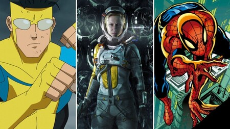 13 estrenos y lanzamientos imprescindibles para el fin de semana: 'Returnal', 'Invencible', 'Spider-Man' de Byrne y mucho más
