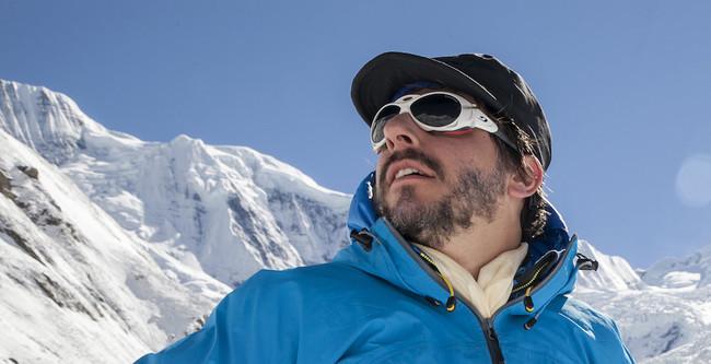 Jordi Roca Recien Llegado Al Cb Del Annapurna Fuente Bbva2