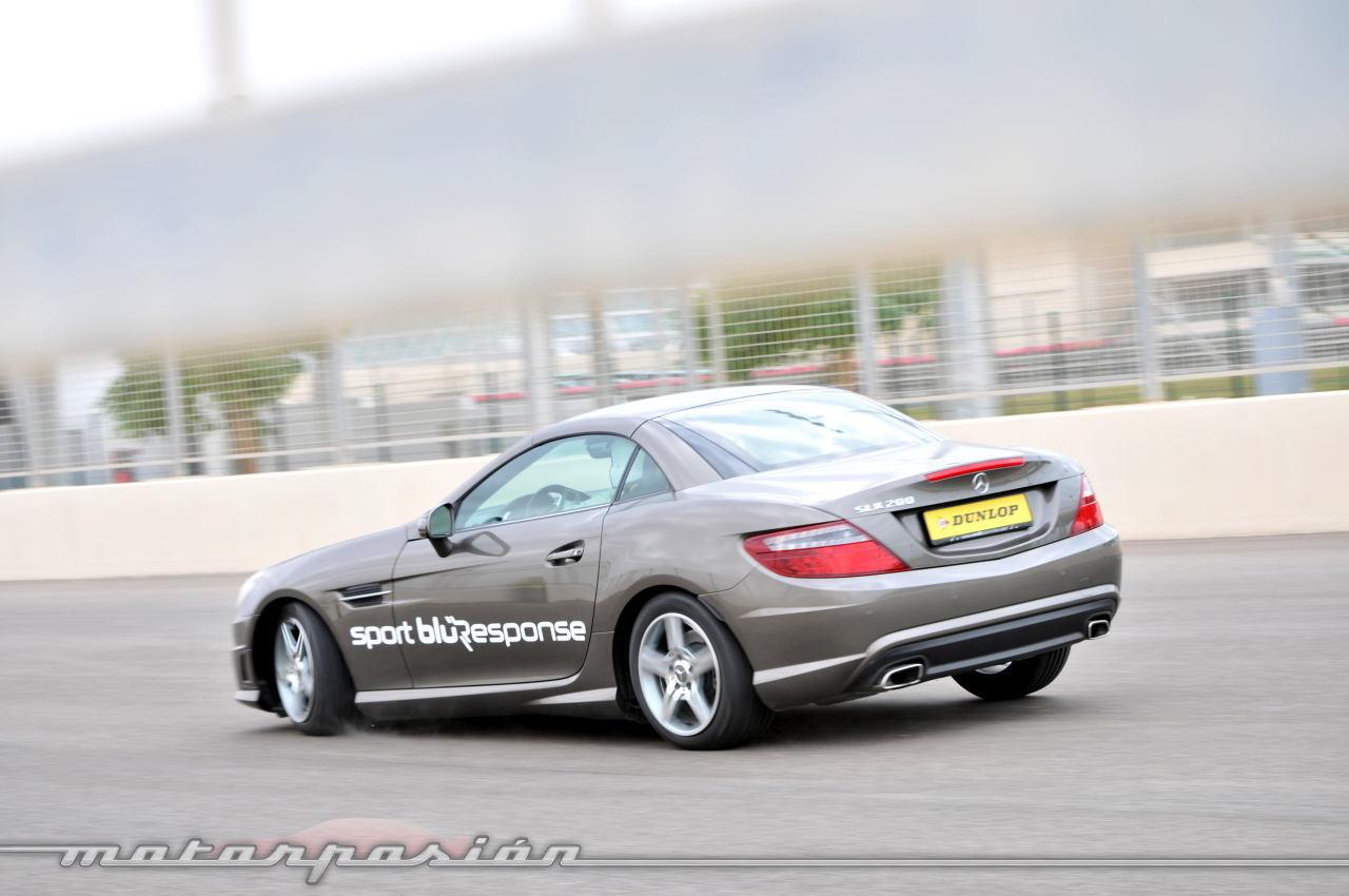 Foto de Dunlop Sport BluResponse, presentación y prueba en Yas Marina (2/24)