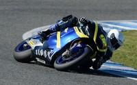 Álex Mariñelarena en coma inducido tras un accidente ayer en Paul Ricard