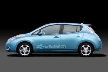 El Nissan Leaf ya es un éxito (y aún no se vende)