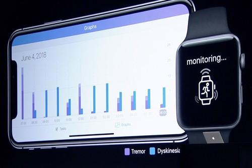 El Apple Watch vigilará los síntomas de Parkinson en pacientes gracias a watchOS 5