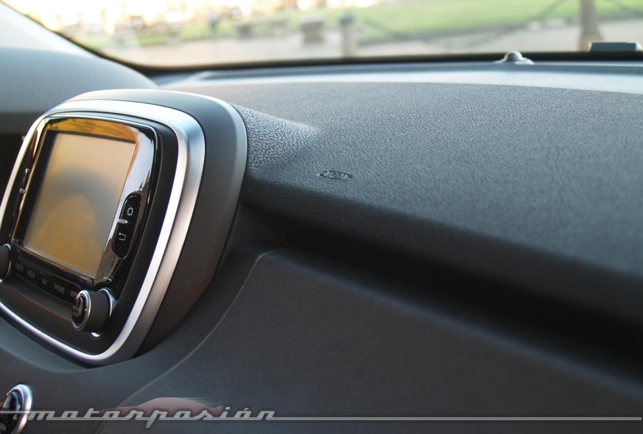 Foto de FIAT 500X (toma de contacto) (22/24)