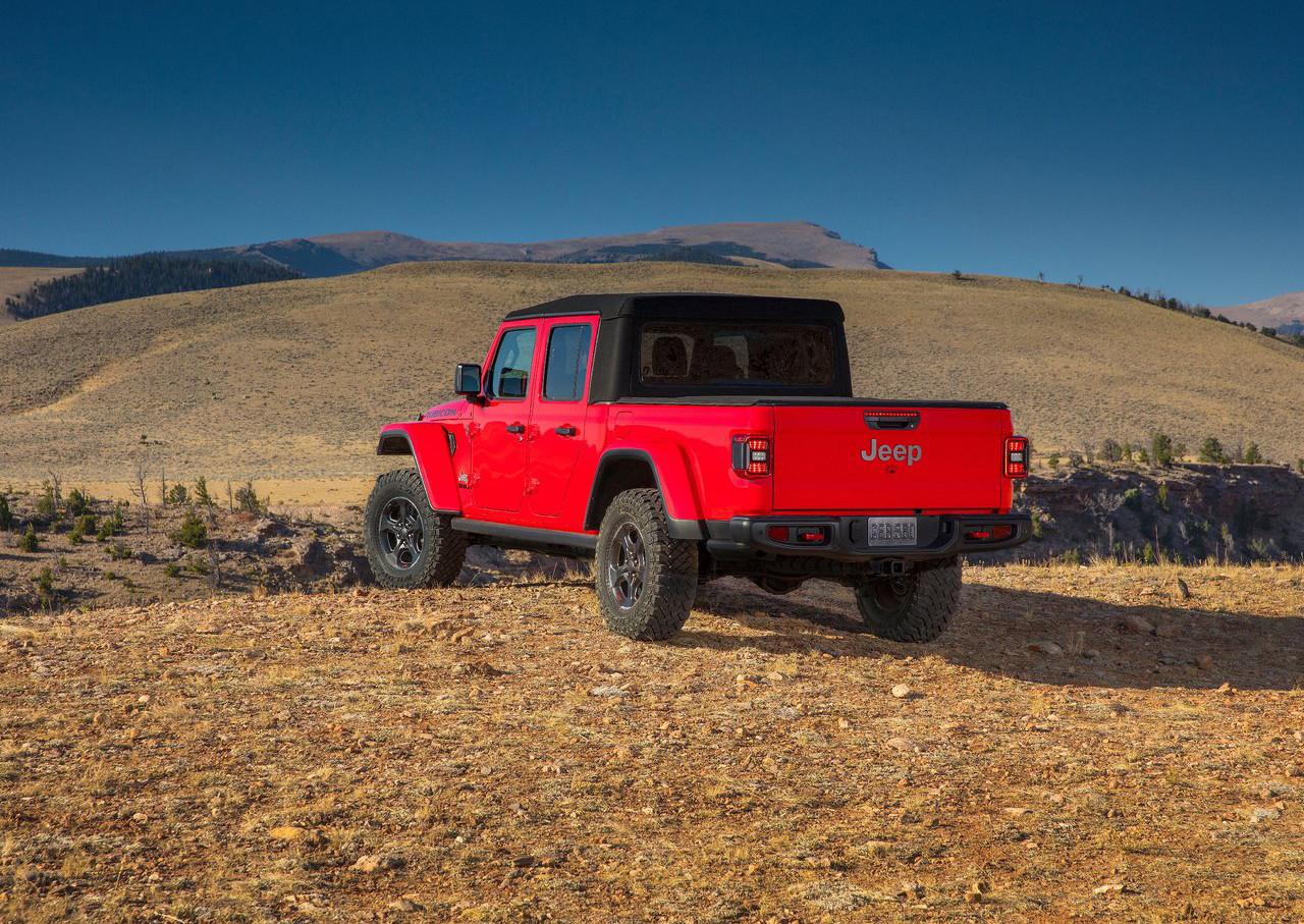 Foto de Jeep Gladiator 2020 (38/51)