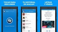 Shazam para Windows Phone se actualiza con nuevo diseño e interfaz