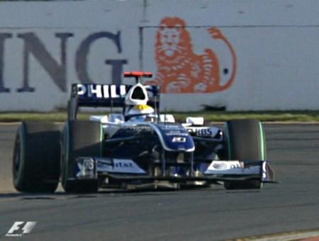 Williams domina los libres en Australia