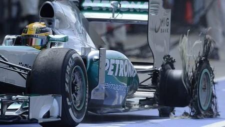 Mi Gran Premio de Reino Unido 2013: Pirelli acapara titulares