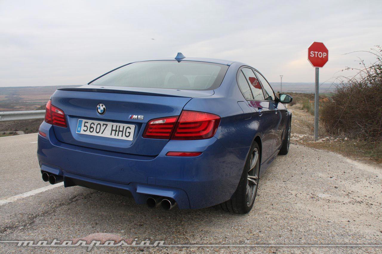 Foto de BMW M5 (Prueba) (93/136)