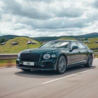 Bentley Flying Spur Hybrid: lujo y artesanía ahora en formato híbrido enchufable con 540 CV y etiqueta CERO