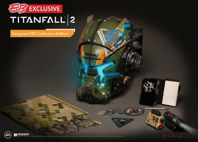 Titanfall 2 Vanguard Edicion