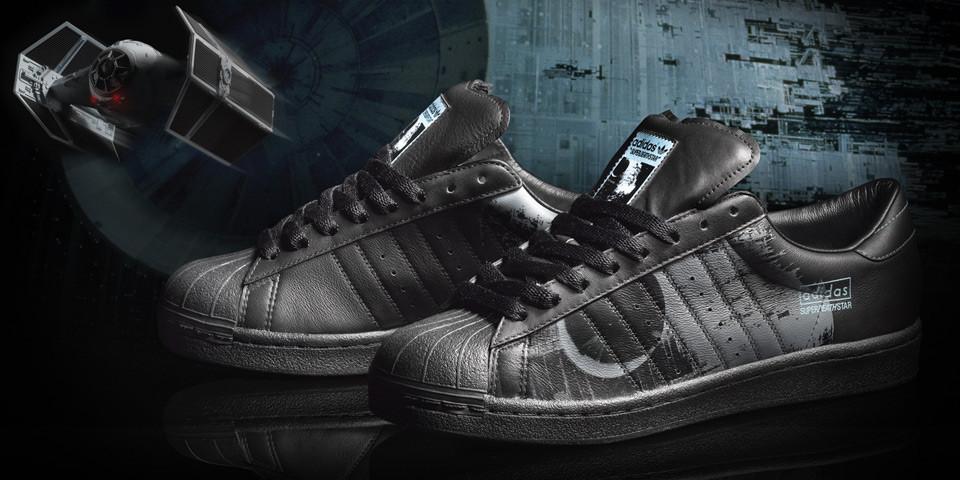 Adidas y Star Wars, la colaboración más espacial de 2010