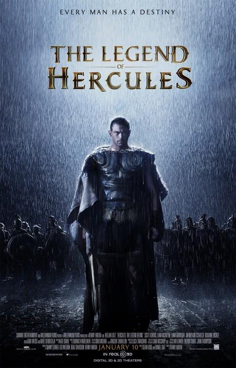 Foto de Carteles de 'Hércules: El origen de la leyenda' (1/8)