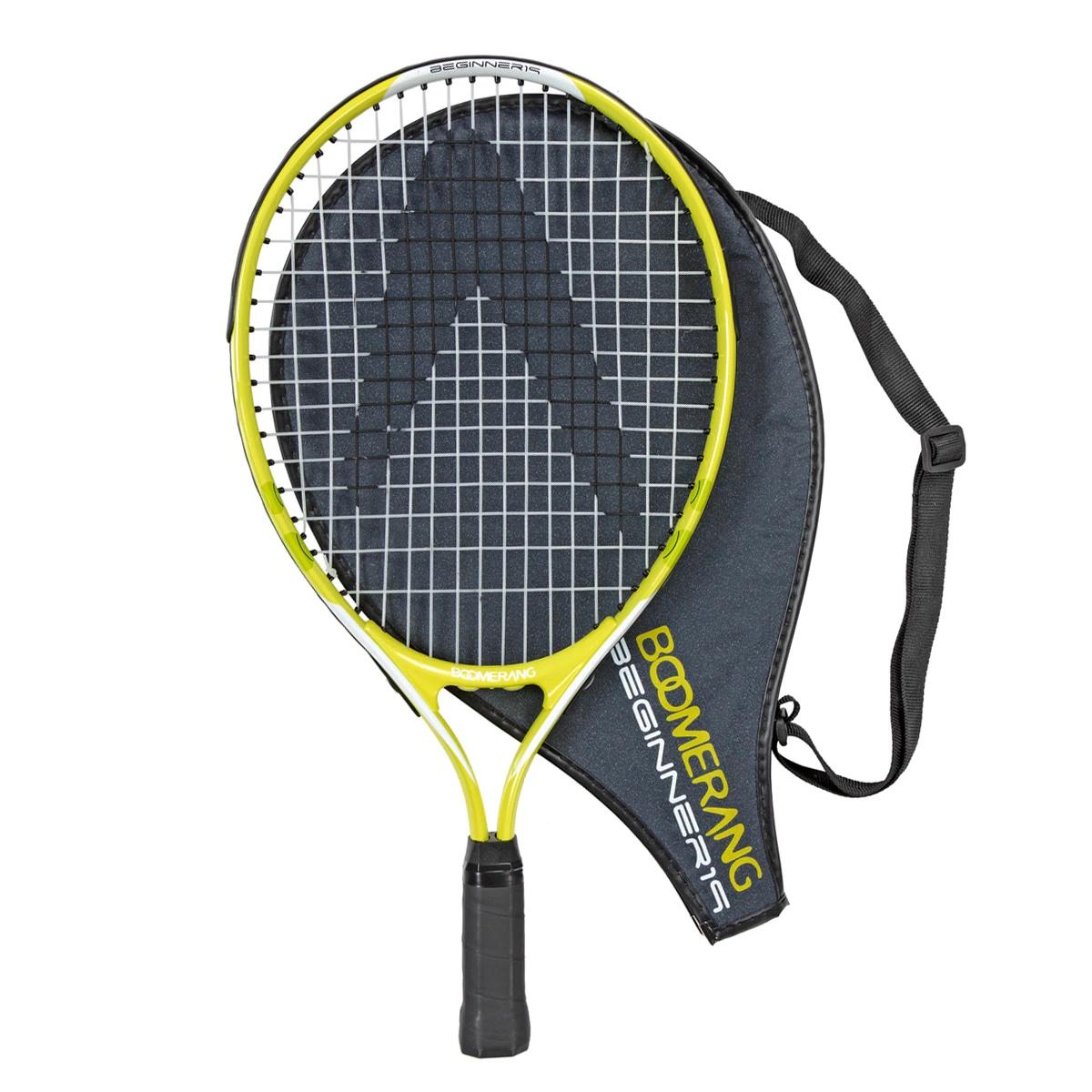 BOOMERANG Raqueta de tenis de niños Begginer 19'' Boomerang