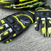 Máxima protección y seguridad para tus manos con los guantes AXO Shield