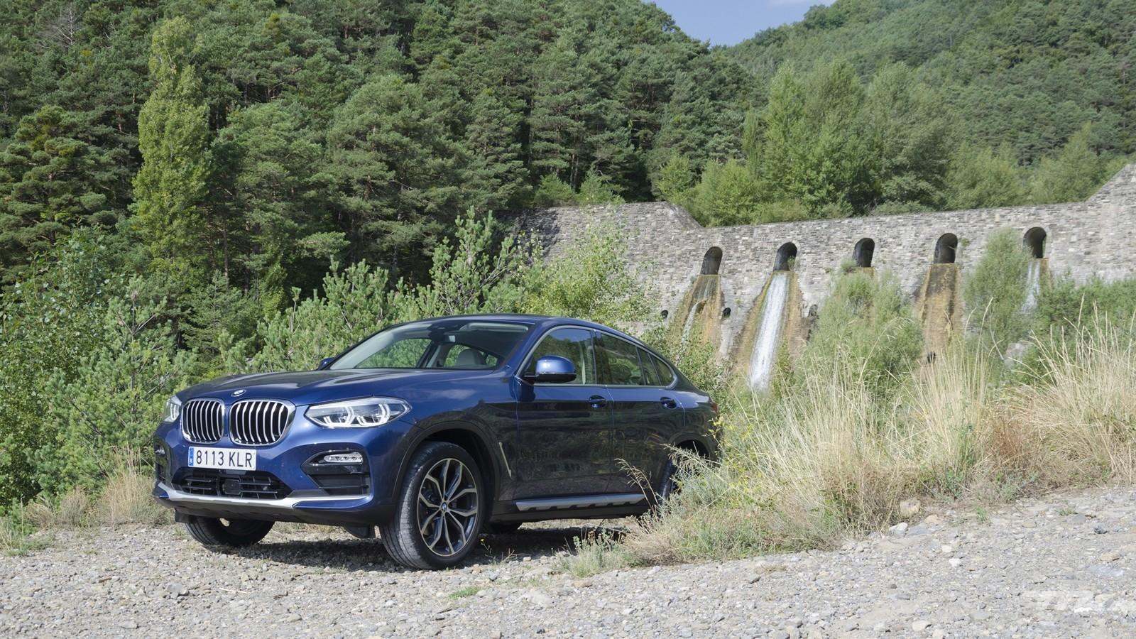 Foto de BMW X4 2018, prueba (36/65)