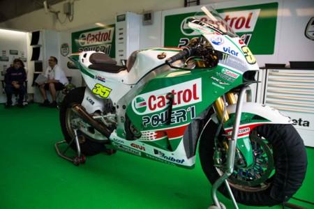 ¿Así de bonita será la Honda de Cal Crutchlow a partir de Silverstone?