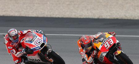 Márquez vs Dovizioso: el último asalto que dejará sólo un Campeón en Valencia