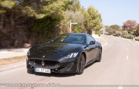 Maserati GranTurismo Sport, prueba (parte 1)