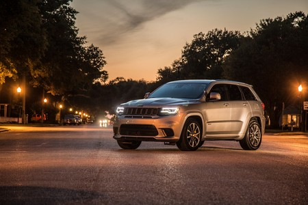 Hennessey Performance Jeep Grand Cherokee Trackhawk