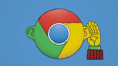 Chrome Escucha