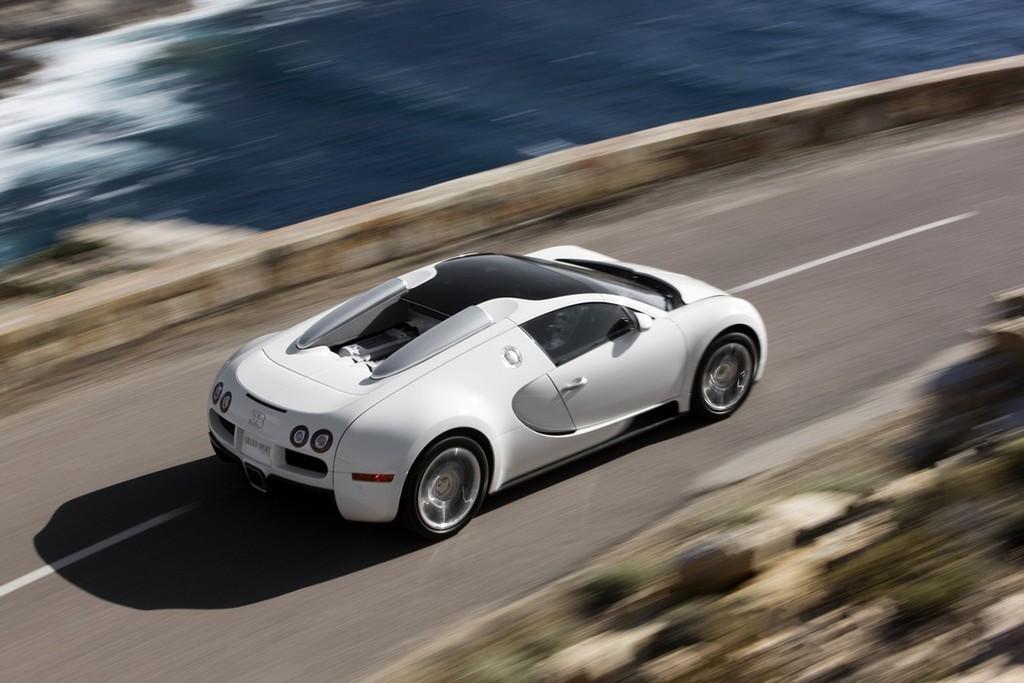 Foto de Bugatti Veyron Grand Sport (11/29)