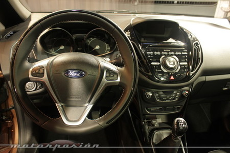 Instrumentación Ford B-MAX