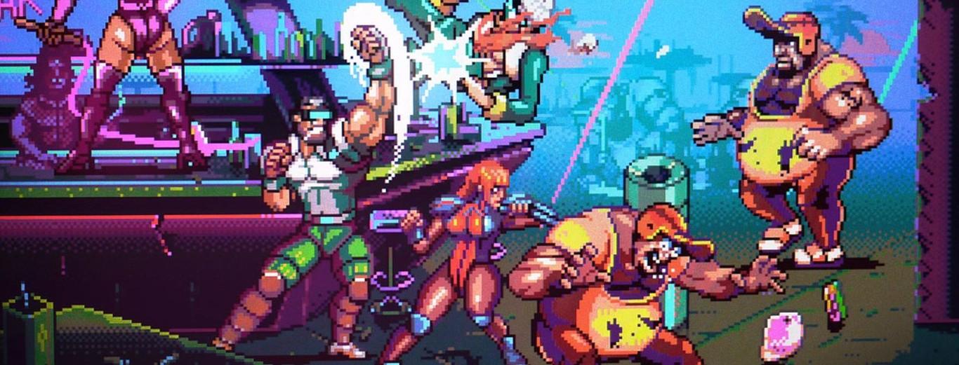 Estos Juegos Actuales Para Mega Drive Demuestran Que La Consola De