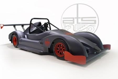 ATS Sport Dieci: otro juguete ligero para circuito