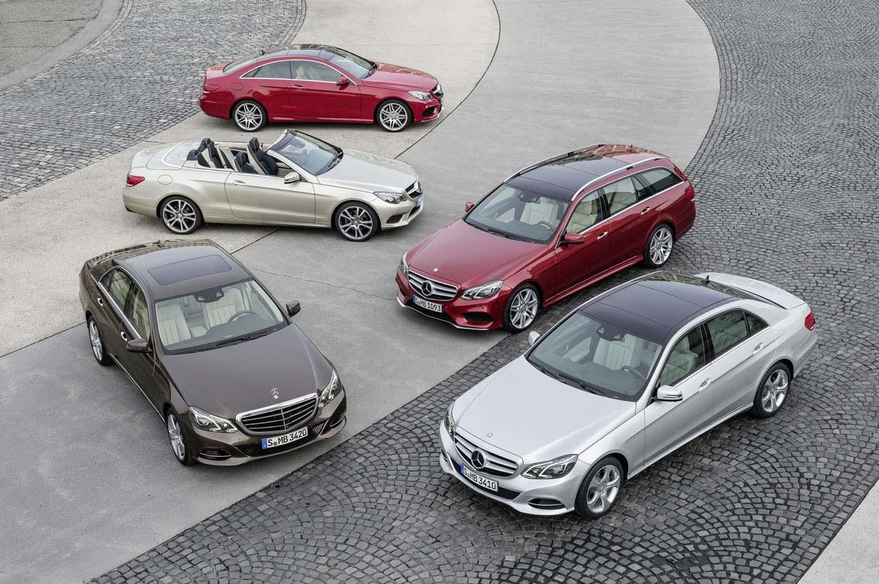 Foto de Mercedes-Benz Clase E 2013 (presentación) (14/48)