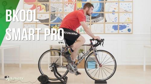 Bkool Smart Pro, análisis: el rodillo que te permite hacer ciclismo en casa como un profesional