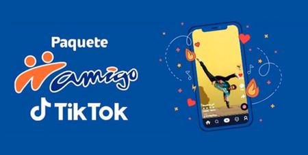 Telcel estrena en México nuevos paquetes Amigo TikTok: 1GB de acceso a la red social durante tres días por 15 pesos