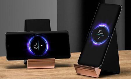 Xiaomi tiene un stand con carga inalámbrica más potente que cualquier móvil actual