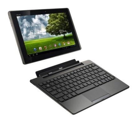 Asus Eee pad Transformer con teclado