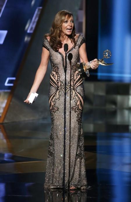 Allison Janney Emmys 2015