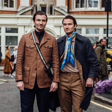 El mejor streetstyle de la semana: llegan las primeras chaquetas de la temporada