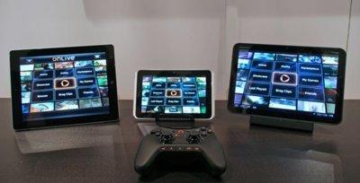 OnLive anuncia en el E3 que llegará en otoño a iOS y Android